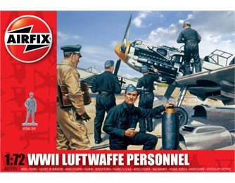 WWII Luftwaffe Personnel